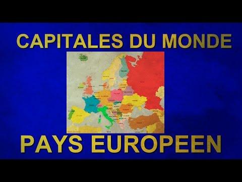 Quiz | Capitales du monde + pays européen
