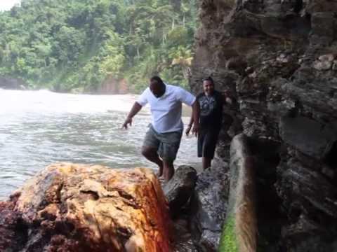 Trinidad in a Landrover