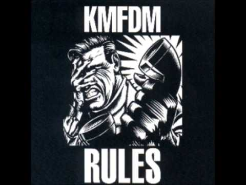 KMFDM - Rules (Reapplied Mix)