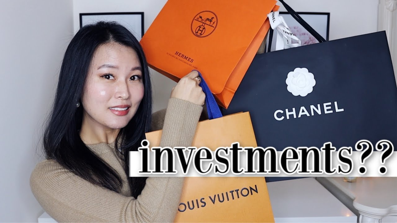 Are designer bags Investments? My mentality around buying designer bags