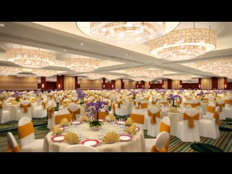 Sheraton Roma Hotel & Conference Center Virtual Tour