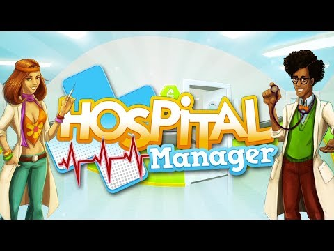 Hospital Manager Gameplay (PC HD) [1080p60FPS] |