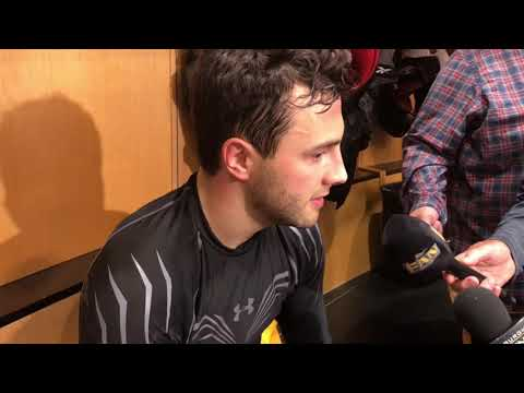 Pens Center Derick Brassard On the Season, Fighting in the NHL and Playing LW | PHN