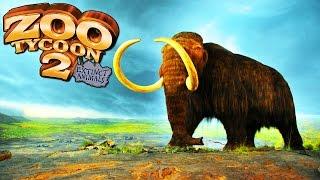 Mamutes e Ankylosaurus | Zoo Tycoon 2 : Extinct Animals (#5) (Gameplay/PT-BR)