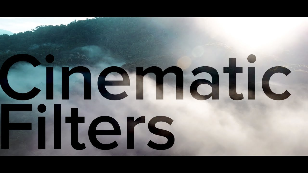 Cinematic Filters For Videos