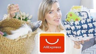 ALIEXPRESS HAUL | Home Decor | Rzeczy Dzięcięce  | Semika
