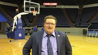 Mark Slessinger Recaps Overtime Win over HBU