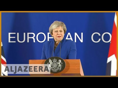 🇬🇧In desperate attempt to save Brexit deal, May heads to Europe | Al Jazeera English