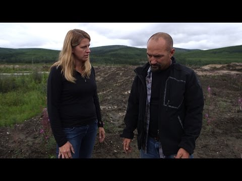 The Results of Land Reclamation | Gold Rush