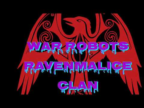 RavenMalice Clan Champion League Squad |