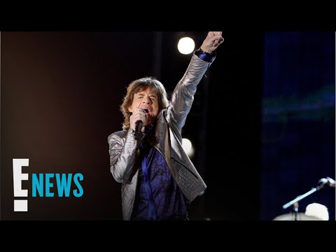 "Mick Jagger Is ""On the Mend"" After Heart Surgery 