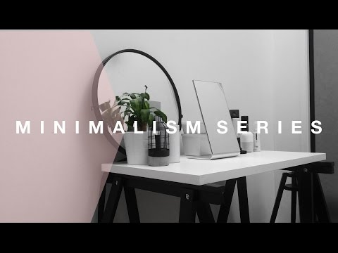 How To Cull + Organise Your Makeup [Minimalism Series] // Rachel Aust