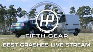 Best Crashes Compilation Fifth Gear Live Stream смотреть