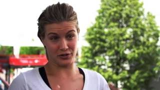 Genie Bouchard | 2016 Rogers Cup - Pre Tournament Interview