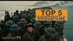 TOP 5: Kriegsfilme