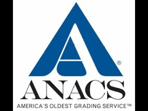 The 1st Coin Grading Service, ANACS