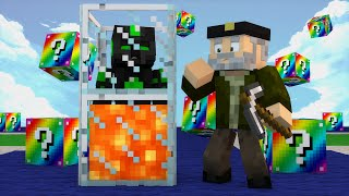 Minecraft: EMPEZAMOS FUERTE!! c/ sTaXx | RAINBOW Lucky Blocks Epic Race