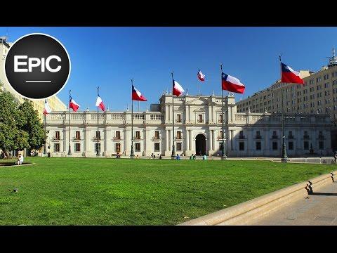 Santiago de Chile: Grandes Palacios Públicos / Public Palaces (HD)