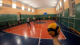 Волейбол от первого лица | Новый сезон | Лучшие моменты | VOLLEYBALL FIRST PERSON