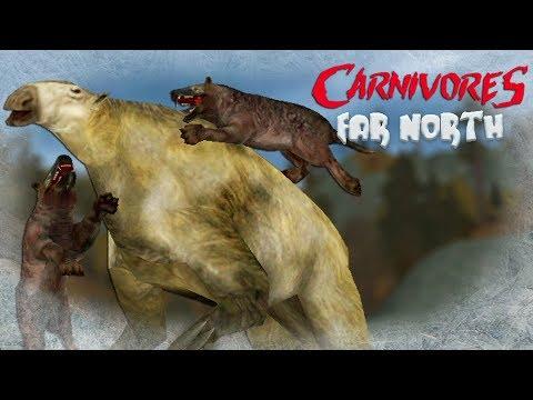 Carnivores: Far North Announcement Trailer — Carnivores 2 Mod