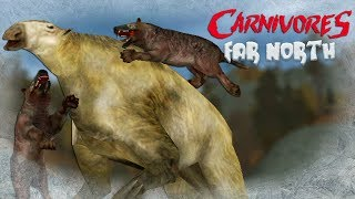 Carnivores: Far North Announcement Trailer — Carnivores 2 Mod