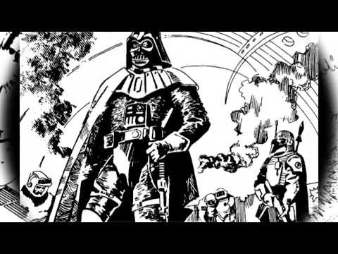 Star Wars Comic book: Episode IV - A New Hope (1980 China)