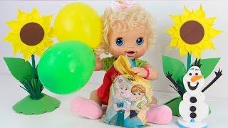 Baby Alive Preparativos Festa de Aniversário Bia Lobo 4 Anos.