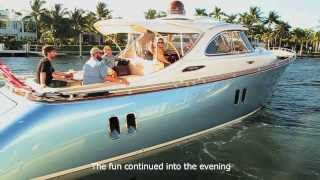 Zeelander Yachts - Fort Lauderdale International Boat Show 2013