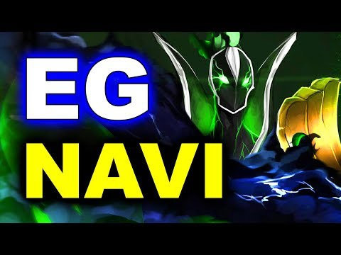 NAVI vs EG - GAME OF A DAY! - GESC INDONESIA MINOR DOTA 2