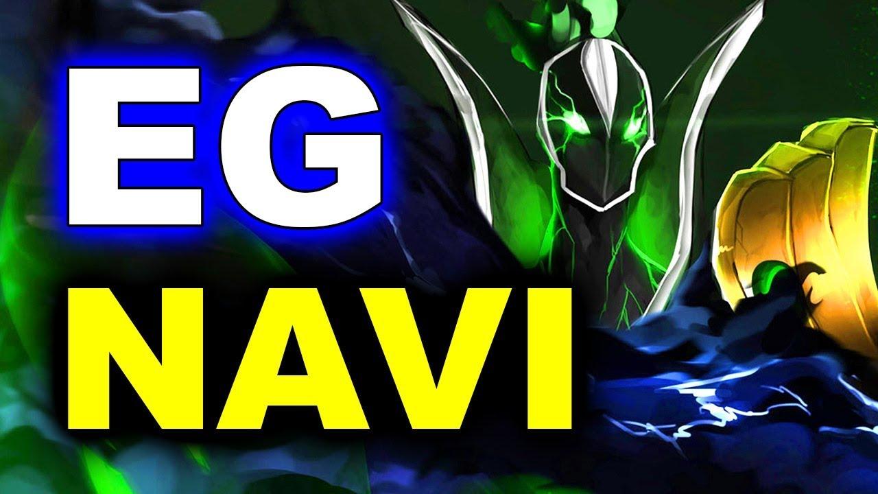 NAVI vs EG - GAME OF A DAY! - GESC INDONESIA MINOR DOTA 2