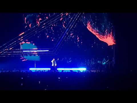 The Weeknd - I Feel It Coming Auckland Concert Live...