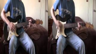 Nothing Remains by Shadows Fall Dual Guitar Cover with Tabs