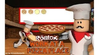 Donde estan Las Islas en la Pizzeria?? / Work at a pizza Place / Roblox