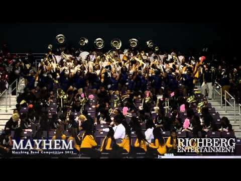 MAYHEM 2015 - E.E Smith (STAND SELECTION)