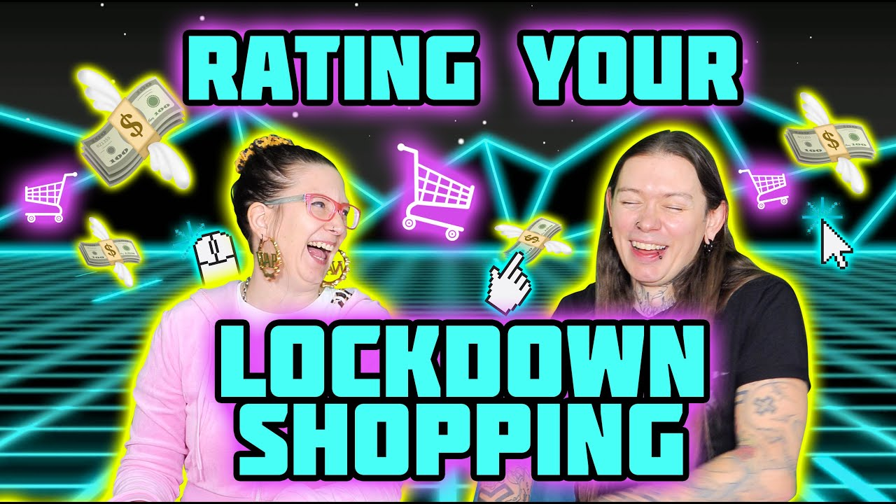 Rating Your Lockdown Shopping