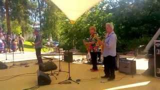 Jussi & The Boys - Tonnin Stiflat