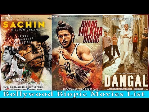 Bollywood Biopic Movies List | Indian Film History