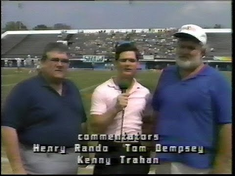 Rummel Raiders vs. Shaw Eagles 9/22/90 New Orleans, La. Cox Prep Football Game Of The Week