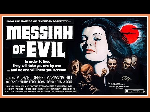 Messiah of Evil (1973) Trailer - Color / 2:04 mins