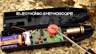 Electronic Stethoscope (Pinpoint Abnormal Sounds)