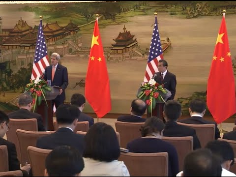 China, USA Exchange Views over South China Sea Issue