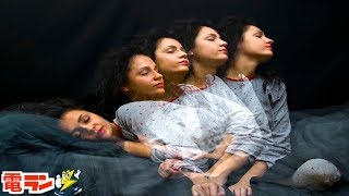 【衝撃】睡眠時に起こる不思議な現象6選