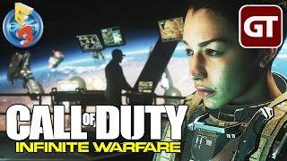 Thumbnail für Muss man das hassen? | CALL OF DUTY: INFINITE WARFARE im E3-Trailer-Check zum Gameplay