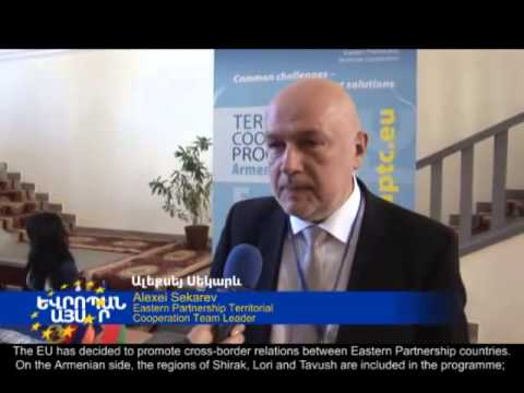 """""""Europe Today"""" programme # 8 (October 26, 2013, with English subtitles)"""