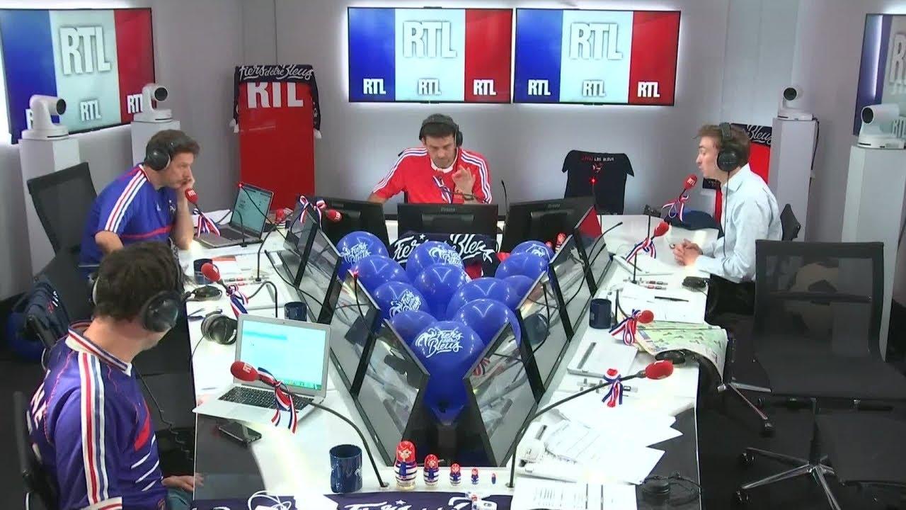 France-Croatie : y avait-il main de Mandzukic avant le penalty de Griezmann ?