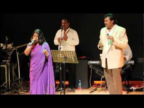 Aagaya gangai poon theen malar  - a Singapore tribute to Malaysia Vasudevan!