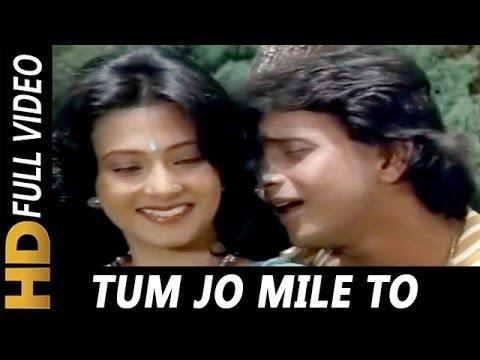 Tum Jo Mile To Phool Khile   Kishore...