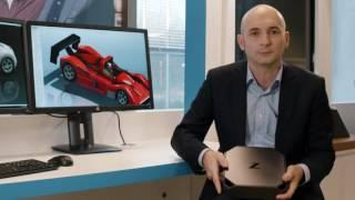 HP Z2 Mini pour les professionnels de la CAO