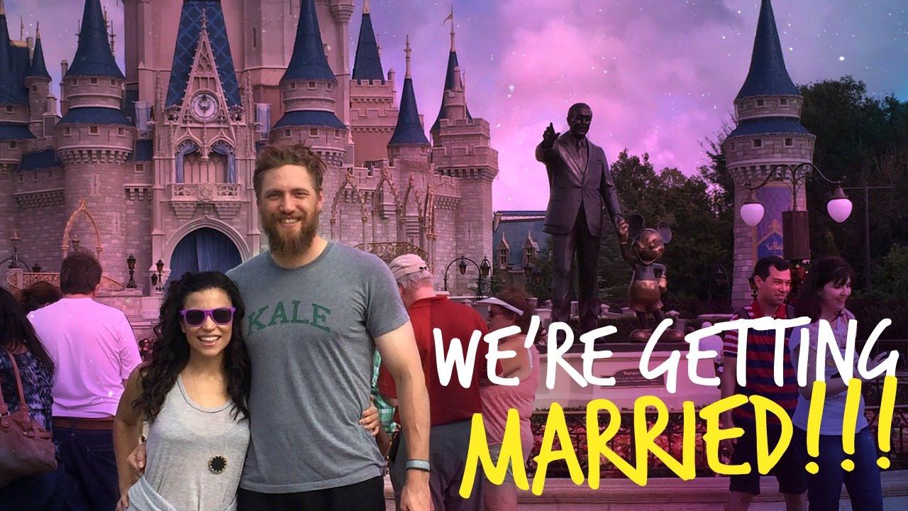 Hunter Pence Disney Proposal Youtube