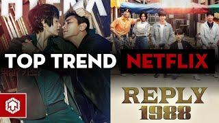 10 Phim Hàn Hay Nhất Trên Top Trending Netflix đầu năm 2020 | Ten Asia